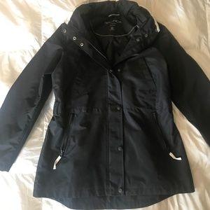 NWOT! Beautiful 😍 Nautica hooded rain jacket